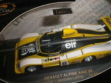 IXO LMC043 - Renault Alpine A442 Le Mans 1977 #8 - 1:43 Made in China