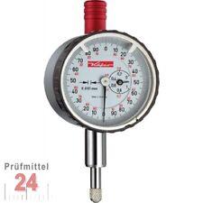 Meßuhr Messuhr KM 1000 T Käfer 0 - 1 mm Ablesung: 0,001 mm / Drm. 40 mm