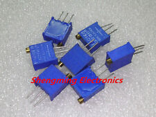 10pcs 3296W-202 W202 2K ohm Trim Pot Trimmer Potentiometer