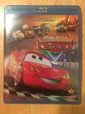 Cars (Blu-ray Disc, 2007) No Movie Reward Code