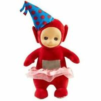Teletubbies Talking Party Po Plush Soft Toy - NEW and BOXED