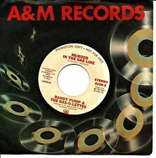 Randy Pump and Gas O Lettes Murder In The Gas Line bw Same Mono WLP 45 AM 2159