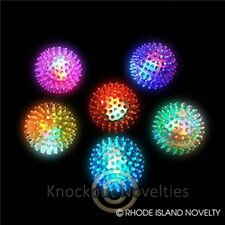 "2.5"" Light-Up Laughing Ball Fun Novelty Play Ball Toy Throw Catch"