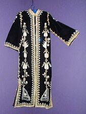 Medieval Royal King Mystic Coat Ritual Robe Costume Cloak Handmade Ornate Beaded
