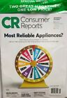 Consumer Reports Aug 2019 Most Reliable Appliances Double Pack FREE SHIPPING CB photo