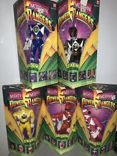 Bandai 5 Mighty Morphin Power Rangers