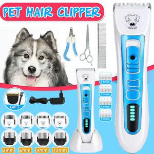 Tierhaarschneider Schermaschine Haustier Haarschneidemaschine Für Katzen Hunde