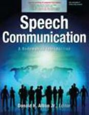 Speech Communication: A Redemptive Introduction (Online Version), ALBAN  DONALD