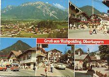 Alte Postkarte - Gruß aus Ruhpolding, Oberbayern