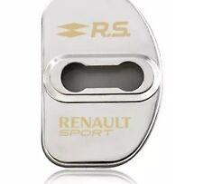 Renault Sport Megane RS 2 Door Lock Cover Styling Stainless Steel 250 Mk3 Mk4