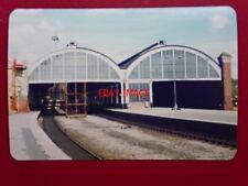 PHOTO  DARLINGTON BANK TOP RAILWAY STATION 1982