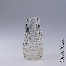 Kleine Glas Vase Jugendstil H=10 cm #180