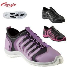 Capezio Snakespine DS100 Dance sneakers - purple or black and pink
