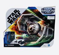 Star Wars Mission Fleet Darth Vader Tie Advanced Action Figure Set 🔥🔥