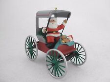 Hallmark Keepsake Ornament Christmas Here comes Santa Series 12th 1990