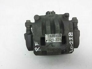 03 04 05 08 09 10 11 Subaru Impreza Front Right Brake Caliper 26292Sa001