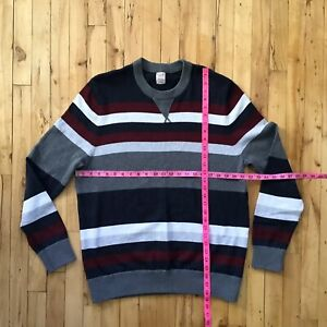 Mossimo Supply Co. Athletic Fit Pullover Long Sleeve Sweater XL