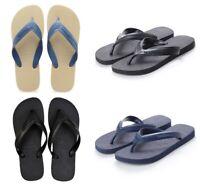 Havaianas Top Max Mens Womens Flip Flops Ladies Summer Beach Shoes Black Navy
