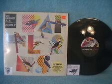 """Dale Earnhardt Jr. Jr, Patterns EP, Warner Bros 534812-1, 2013, 12"""" 45 RPM & MP3"""