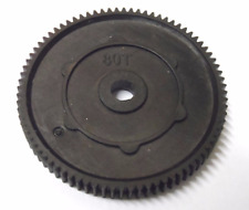 80T Spur Gear For Team C Jekyll/TR02V2/Lupuz +Ansmann Mad Rat/Mad Monkey Hot/Rod