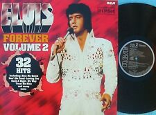 Elvis Presley ORIG GER 2LP Elvis Forever Vol.2 NM 80 RCA NL89075 Pop Rock
