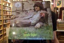James Taylor s/t LP sealed vinyl self-titled reissue