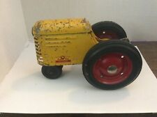 VINTAGE SUPER SIX JUNIOR TRACTOR AS IS FOR PARTS