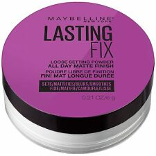 Maybelline Facestudio Lasting Fix Loose Setting Powder All Day Matte Translucent