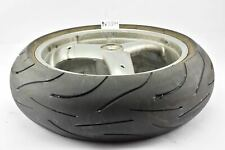 Triumph Speed Triple 955I T509 Bj 2000 - Rear wheel wheel rim rear N33H