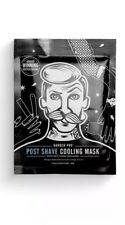BARBER PRO POST SHAVE Mens Cooling Face Mask With Anti-Ageing Collagen (30g)