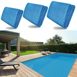 Pool Cover Garden Home Indoor Many Sizes Outdoor Living PE Protector Rectangular
