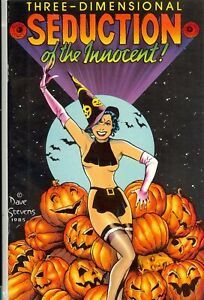 3-D SEDUCTION of the INNOCENT #1 Dave Stevens Cover Art Eclipse NM-/NM (9.2/9.4)