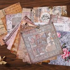 20 Album Background Paper Card Scrapbooking Pad Paper Making DIY Crafts 20*20cm