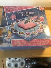 Disney Princess Cinderella Glass Slipper Game Board Game Jumbo Complete GWO
