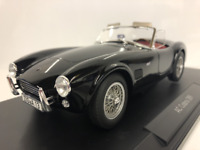 AC Cobra 289 1963 Black Norev 182754 Scale 1:18