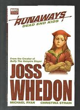 Runaways: Dead End Kids Premiere Ed Hard Cover Jul 2008 (NM-) ISBN 9780785128533