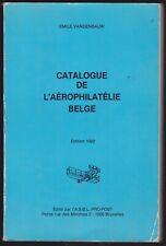 Belgium 1982 - Catalogue de l'Aérophilatélie Belge - E. Vandenbauw..........P820