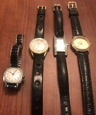 Vintage Women's Watch Lot Jostens,Folli Follis,Manson,swiss and a Timex