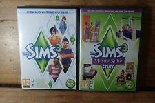 The Sims 3 Base Game + Master Suite Stuff Expansion PC/Mac