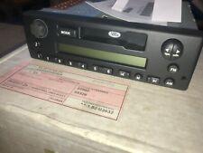 Genuine Land Rover Defender Discover 2 Cassette  New XQD000050PMA With Code BNIB