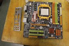 Biostar TA785G3 HD, Socket AM3, AMD Motherboard used with I/o Shield