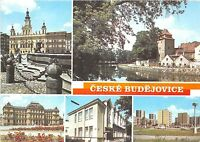 B45273 Ceske Budejovice multiviews  czech