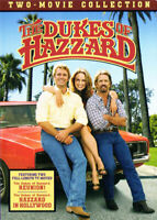 The Dukes of Hazzard Movie Collection: Reunion / Hazzard in Hollywood DVD NEW