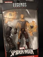 Marvel Legends Shocker Damaged Box