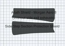 Morgan Aero 8 Sill Step scratch stone chip Protection film .without side exhaust