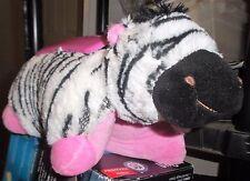 "Pillow Pets Dream Lites - Zippity Zebra Plush Night Light w/Batteries 11"""