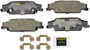 Rr Premium Ceramic Brake Pads  Monroe  CX922A