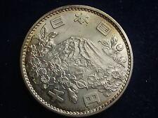"""1000 Yen 1964 Japan Tokyo Silber """" Erhaltung """"  W/16/188"""