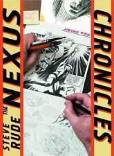 Nexus Chronicles Hc Mike Baron Steve Rude Flesk Comics So