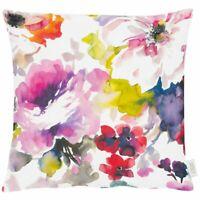 Apelt Summer Garden Cushion Cover Watercolour Floral Digital Print 49cm x 49cm